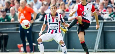 Competitieduel Willem II - Feyenoord verplaatst