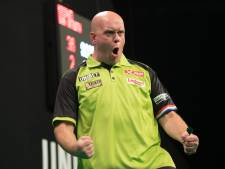 Superieure Van Gerwen wint European Darts Trophy