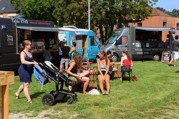 Foodtruckfestival SMA(A)K komt naar Herent