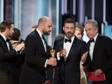 Oscar-organisatie neemt extra maatregelen om fouten te vermijden