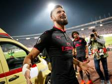 Giroud doet opnieuw gooi naar Puskás Award