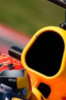 LIVE: Verstappen stabiel op vierde plek, Räikkönen leidt