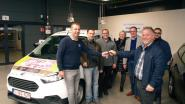 Glabbeekse middenstand schenkt auto aan OCMW