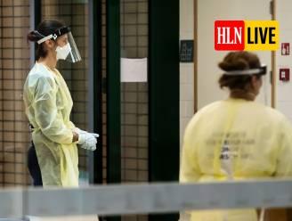 OVERZICHT. Gemiddeld aantal nieuwe besmettingen zakt verder, ook overlijdens en opnames dalen