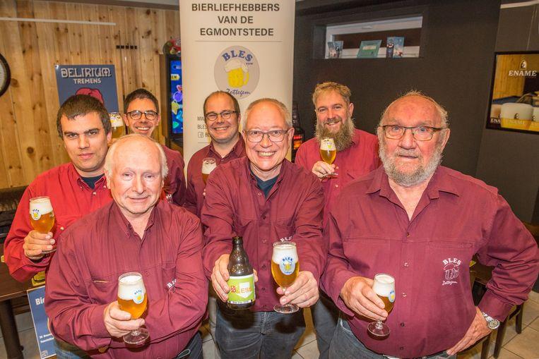 Bles presenteert een nieuw hoppig bier op de bierhappening.