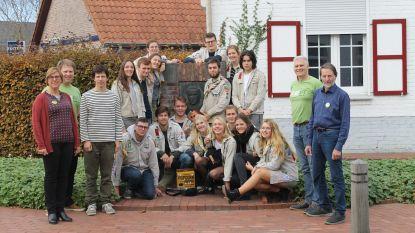 Scouts en Gidsen Nieuwland winnen Zjaloezigen Zjeraar