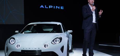 Nederlander leidt comeback van Alpine
