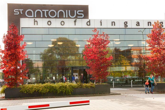Het St. Antonius Ziekenhuis in Woerden