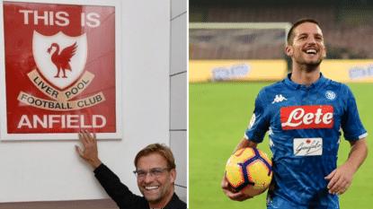 """Dries Mertens pookt spanning nog wat op richting kraker tussen Liverpool en Napoli met opvallende anekdote uit 2010: """"'Is dit het maar?', dacht ik"""""""