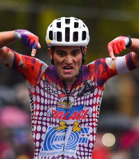 Le Portugal à la fête sur le Giro: Guerreiro gagne la 9e étape, Almeida toujours en rose