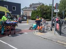 Fietsster gewond bij botsing met auto in Velp