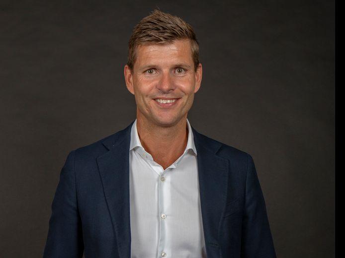 Directeur Kwakman van Kivo Zwolle.