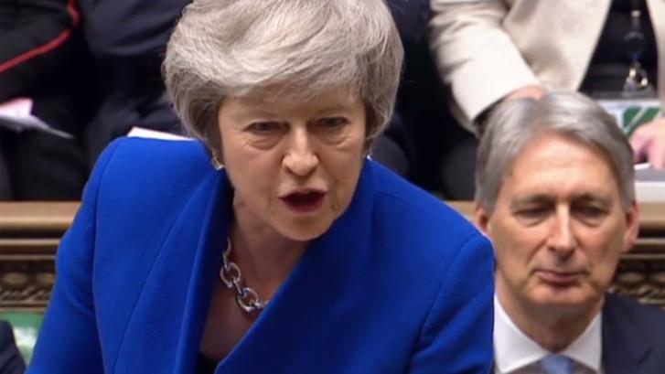 LIVE | Politieke carrière van Britse premier May opnieuw op het spel
