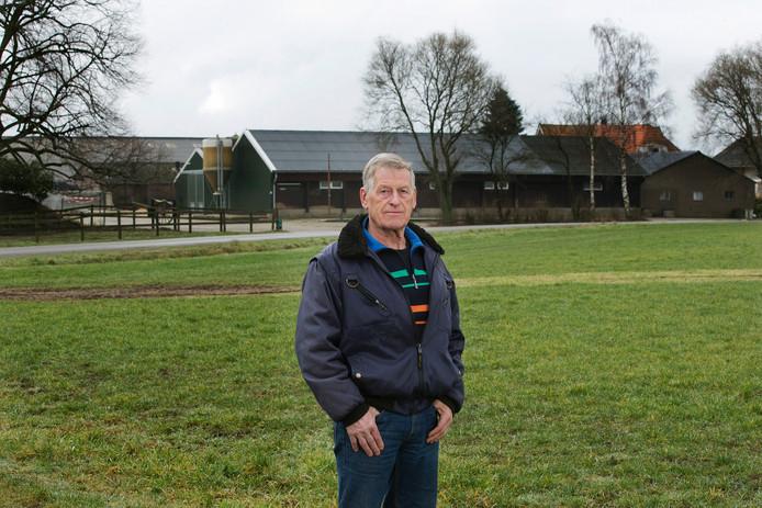 Jan Loskamp en zijn familie wonen naast een geitenhouder.