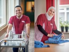 Kweekvijvers voor nieuwe Nederlanders: 'Deze mensen willen zó graag werken'