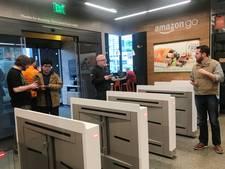 Kassaloze supermarkt Amazon Go nu ook open voor publiek
