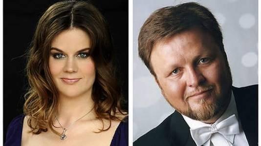Maria Radner en Oleg Bryjak
