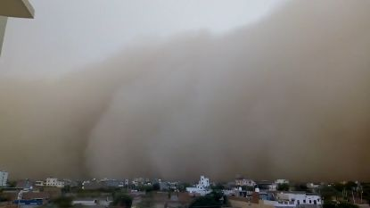 Zandstormen eisen 116 levens in India