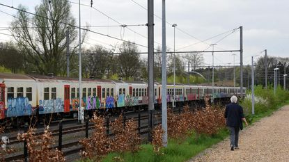 Vandalisme aan treinen gehalveerd