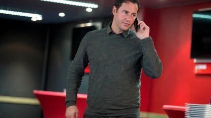 """Olivier Renard vol op het gas bij Standard: """"We boezemen opnieuw angst in"""""""