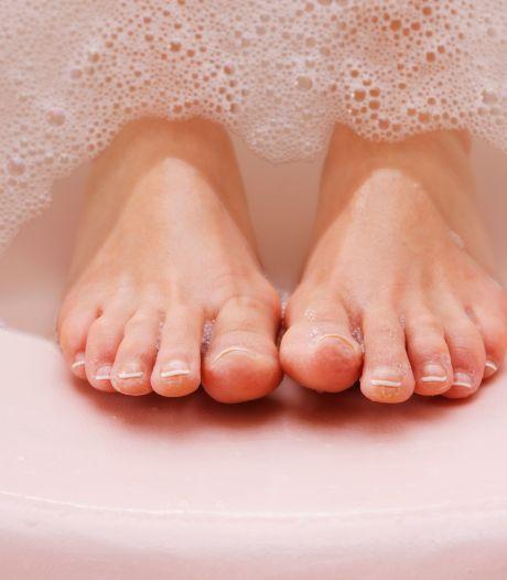Comment éviter de sentir mauvais des pieds lorsqu'il fait chaud?