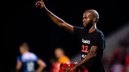 Nooit saai met Lamkel Zé: Kameroener loodst Antwerp voorbij KV Kortrijk
