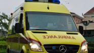 Man gewond bij verkeersongeval