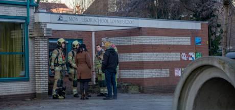 Basisschool Loenersloot ontruimd vanwege kleine explosie in technische ruimte