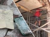 116 jaar oud briefje komt tevoorschijn bij verbouwing herberg