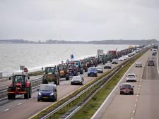 Ruim 1500 Friese actietrekkers paraat voor grote blokkadeactie van boeren en bouwers