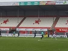 Jong FC Twente speelt oefenwedstrijd gelijk tegen Jong FC Emmen