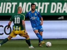 Thomas Bruns ziet kansen op overvol middenveld Vitesse