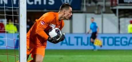 TOP Oss op jacht naar doelpunten tegen NEC
