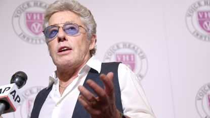 The Who-frontman Roger Daltrey is