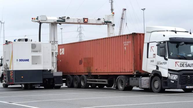 Extra ogen om coke op te sporen: vijf 'drugsterminals' in Antwerpse haven krijgen mobiele scanner van douane