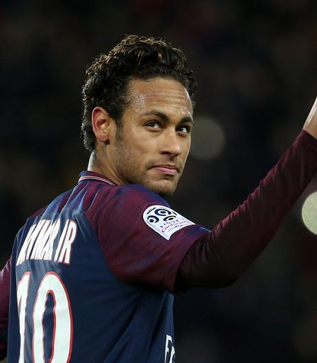 PSG mist Neymar in topper tegen Olympique Lyon