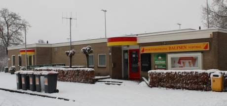 Geen voetbal door sneeuwval in Dalfsen