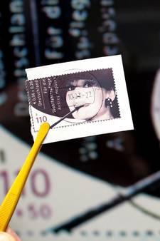 Postzegel Audrey Hepburn brengt 150.000 euro op