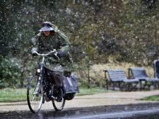 Januari start koud, grauw en nat met kans op natte sneeuw