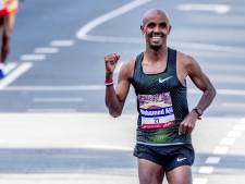 Mohamed Ali finisht als derde in eerste marathon