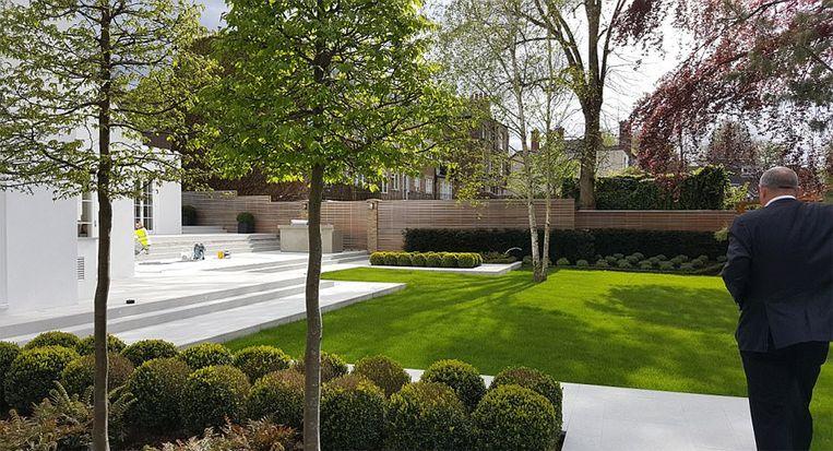Deze woning met een adembenemende tuin verkocht Nicole voor 14,5 miljoen euro.