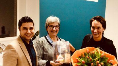 Mustafa Tokgoz en Agnes Onghena trekken Groen-lijst