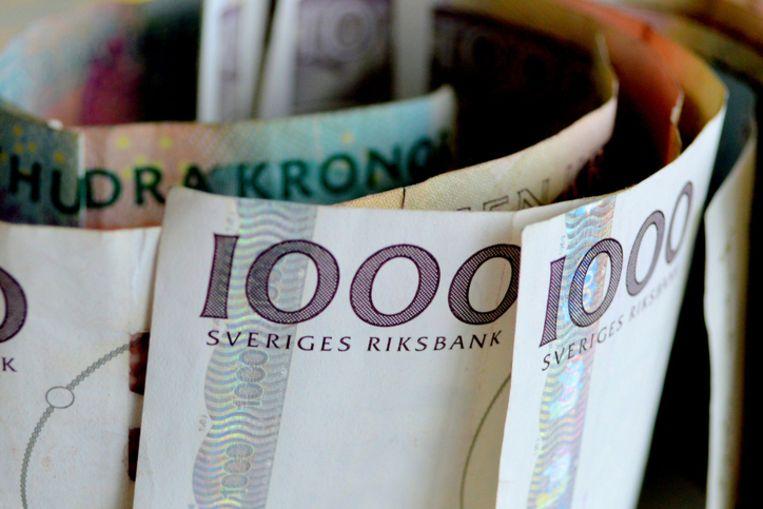 De fraude werd berekend op 614.539 kronen of 62.000 euro.
