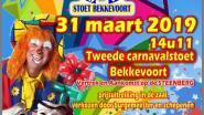 23 groepen op tweede editie van carnaval in Bekkevoort