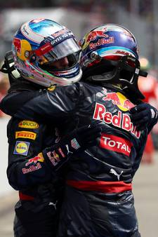 Webber: Ricciardo zal Verstappen verslaan