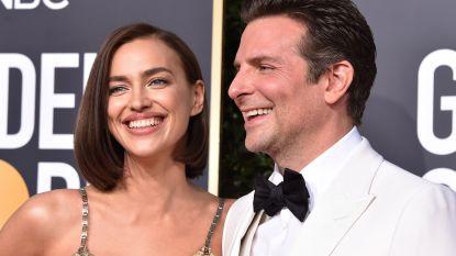 """Bradley Cooper woont weer alleen: """"Zijn huwelijk met Irina Shayk hangt aan een zijden draadje"""""""