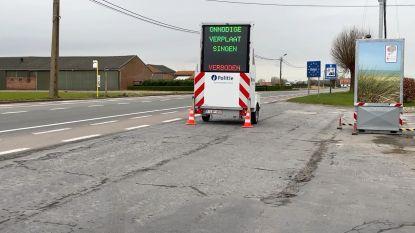 """Strengere controles aan grensovergangen met Nederland en Frankrijk: """"Bij hen zijn de slagers ook open ..."""""""