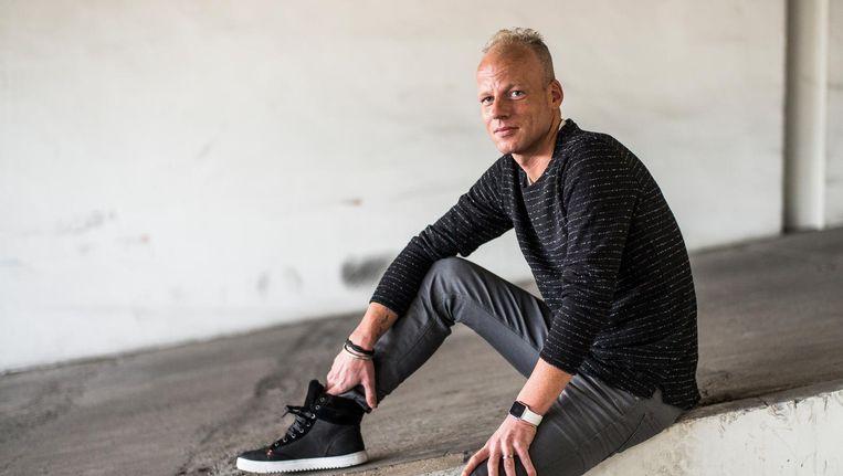Oud-PVV-voorlichter Michael Heemels. Beeld Jiri Buller / de Volkskrant