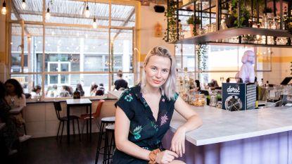 """Miette Dierckx (26) succesvol met tijdelijke tacobar: """"Misschien blijven we hier wel"""""""