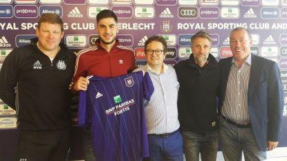 Daar is aanwinst nummer drie: Elias Cobbaut (KV Mechelen) voor vijf jaar naar Anderlecht